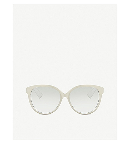DIOR Diorama2 cat eye-frame sunglasses (Grey