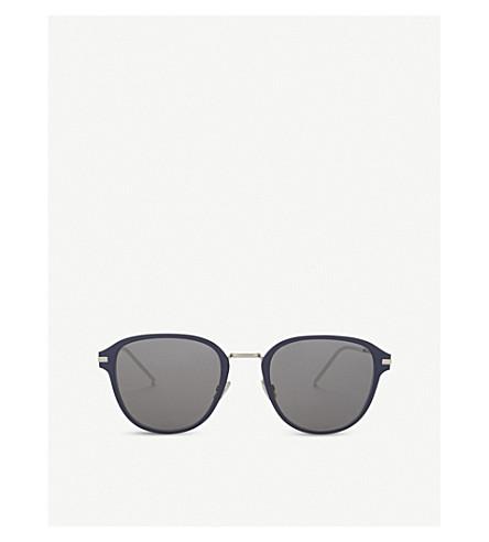 DIOR Blacktie220s round-frame sunglasses (Black