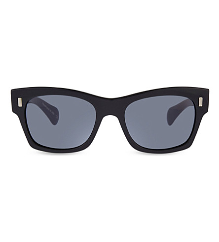 OLIVER PEOPLES Ov5330su The Row 71st Street square frame sunglasses (Black