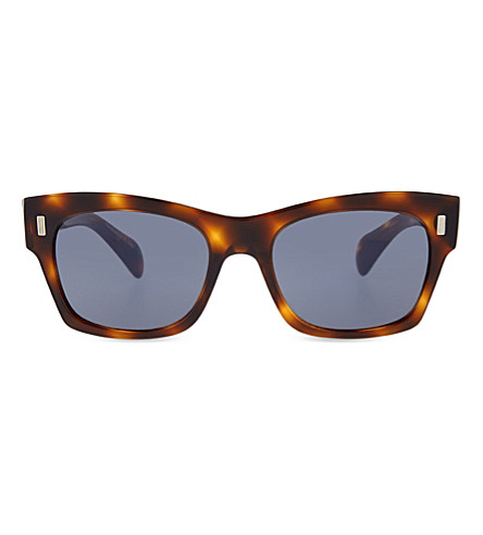 OLIVER PEOPLES OV5330SU The Row 71st Street tortoiseshell sunglasses (Havana