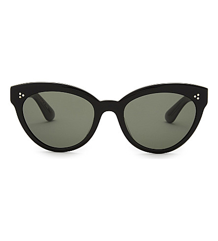 OLIVER PEOPLES Ov5355 cat-eye sunglasses (Black