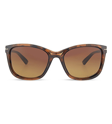 OAKLEY Cat eye sunglasses (Tortoise