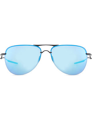 OAKLEY OO4086 Tailpin aviator sunglasses