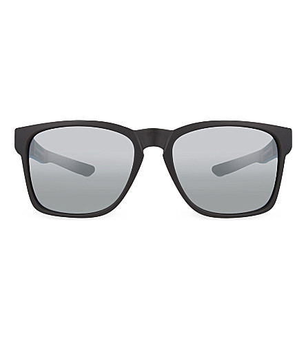 OAKLEY OO9272 Rectangle sunglasses (Matte+black
