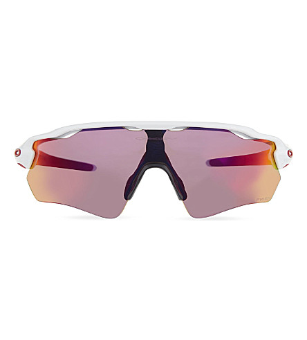 OAKLEY OO9208 Radar EV Path sunglasses (Polished+white