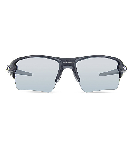 OAKLEY OO9188 Flak 2.0 XL sunglasses (Polished+black