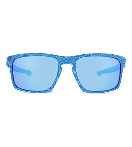 OAKLEY Fingerprint oval sunglasses (Retina+burn