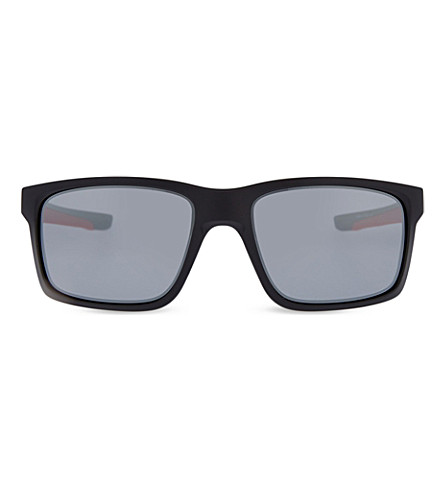 OAKLEY Mainlink OO9264-12 D-frame sunglasses (Matte+black