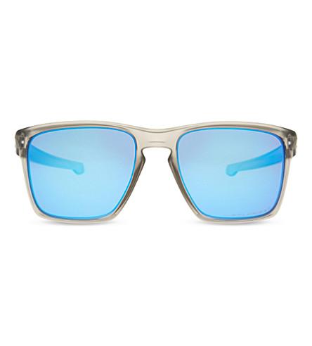 OO9341 Sliver XL polarized square-frame sunglasses