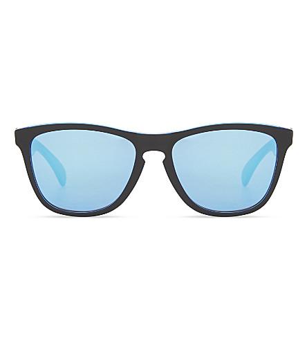 OAKLEY Frogskins® square-frame sunglasses (Blue
