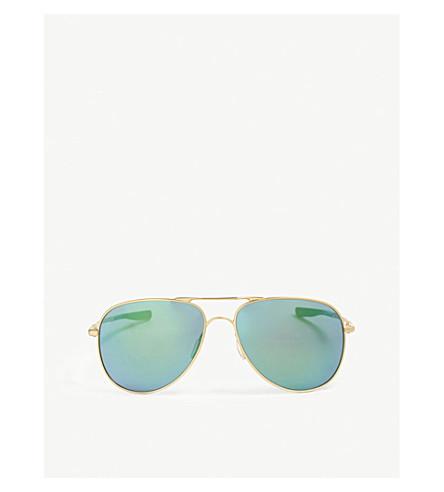 OAKLEY Elmont M pilot-frame sunglasses