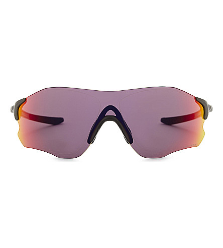 OAKLEY Lead rectangle-frame sunglasses (Grey
