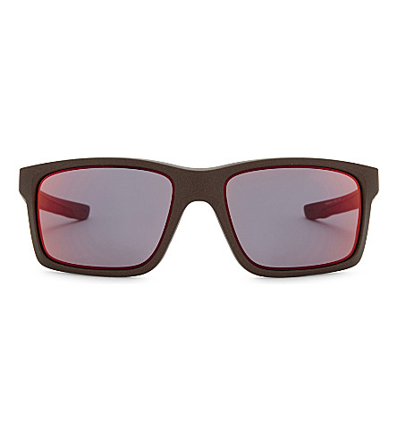OAKLEY Oo9264 square-frame sunglasses (Bronze