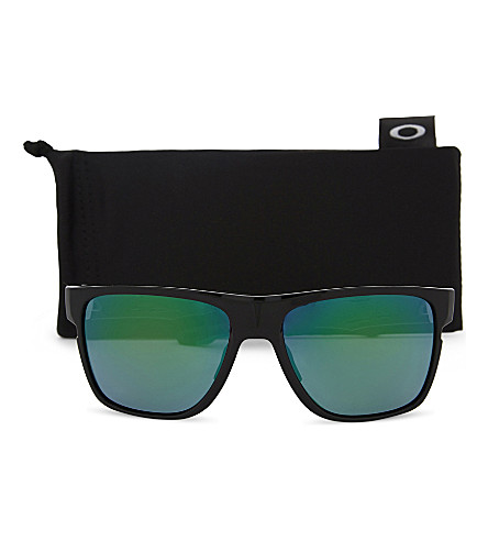 OAKLEY Crossrange Xl Prizm™ Square-Frame Sunglasses in
