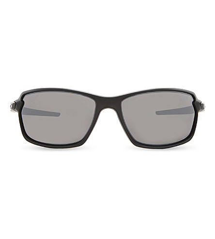 OAKLEY Oo9302 Carbon Shift square-frame sunglasses (Matte+black