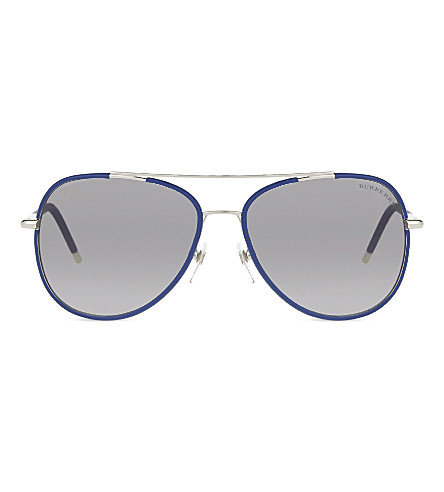 BURBERRY BE3078J aviator sunglasses (Silver
