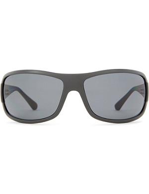 EMPORIO ARMANI D-frame sunglasses