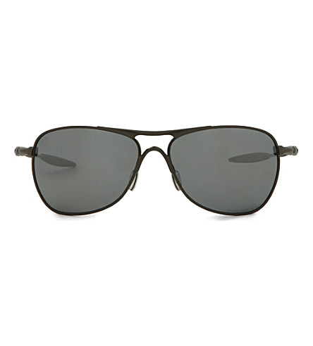 OAKLEY Crosshair aviator sunglasses (Pewter