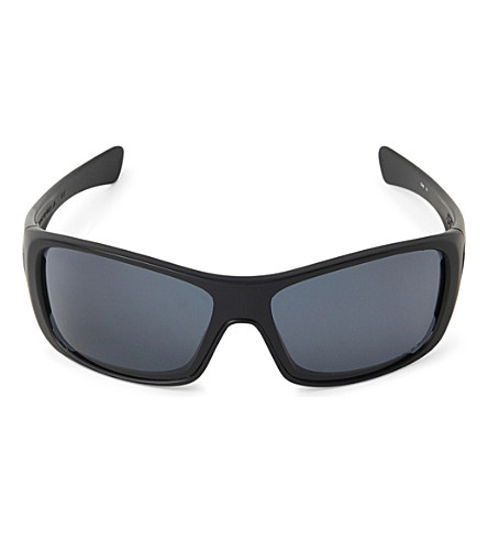 OAKLEY Antix wrap around rectangular sunglasses