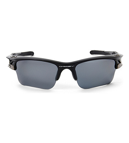 OAKLEY Fast Jacket wraparound sunglasses