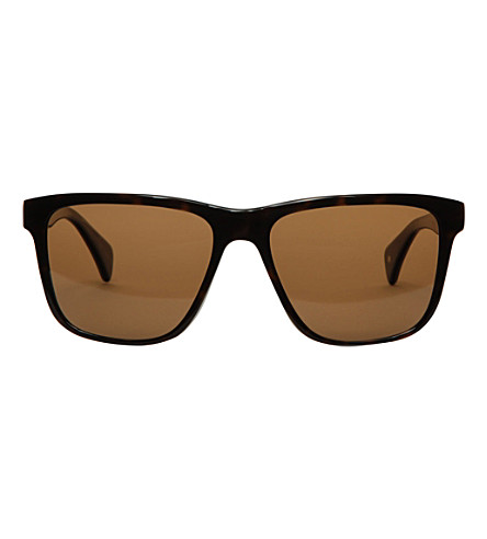 PAUL SMITH Gavyn tortoiseshell sunglasses (Havana/blue