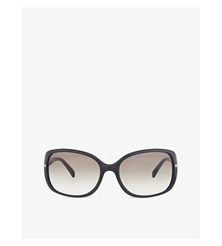 PRADA Spr08o link square-frame sunglasses