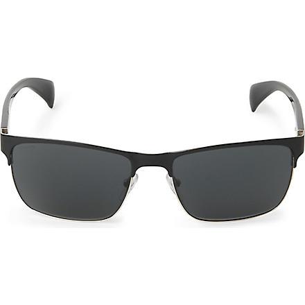 PRADA Half-frame sunglasses