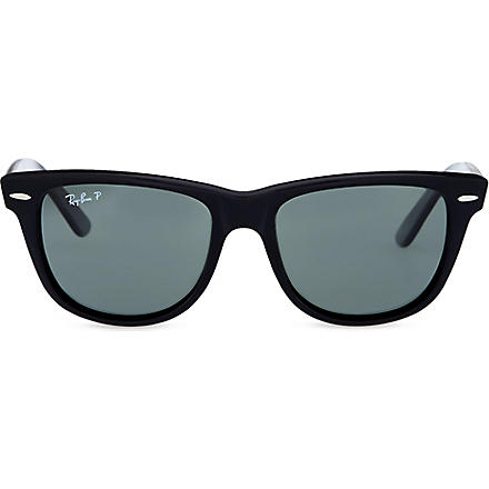 RAY-BAN Original Wayfarer polarized sunglasses