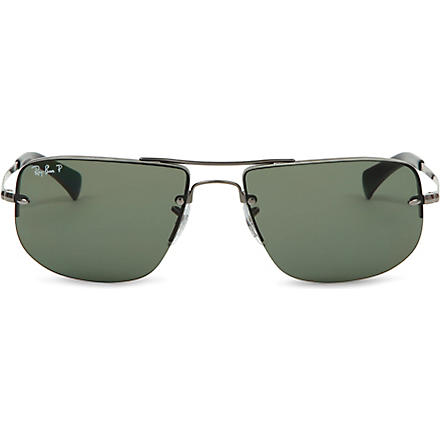 RAY-BAN Polarised sunglasses (Gunmetal