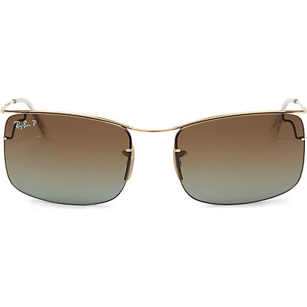 RAY-BAN Arista frame polarised sunglasses (Arista