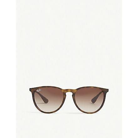 RAY-BAN Erika round-frame sunglasses