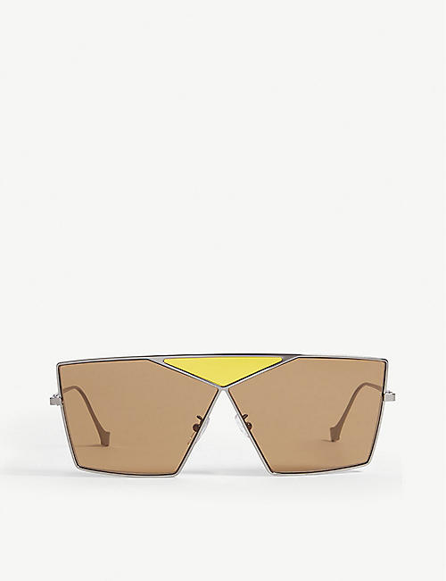 2212a4fe878 Rectangle - Sunglasses - Accessories - Womens - Selfridges