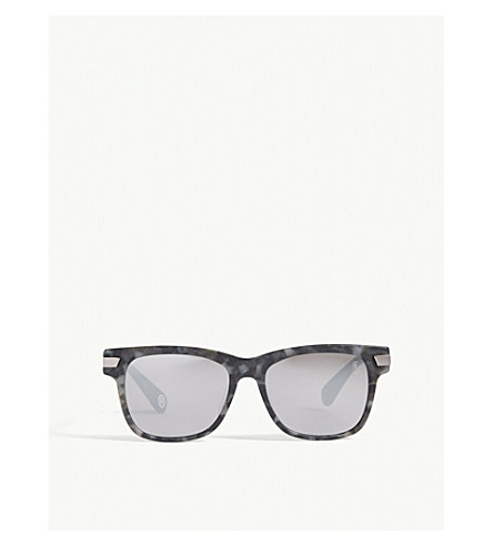 BAPE BA13052S square-frame sunglasses (Grey