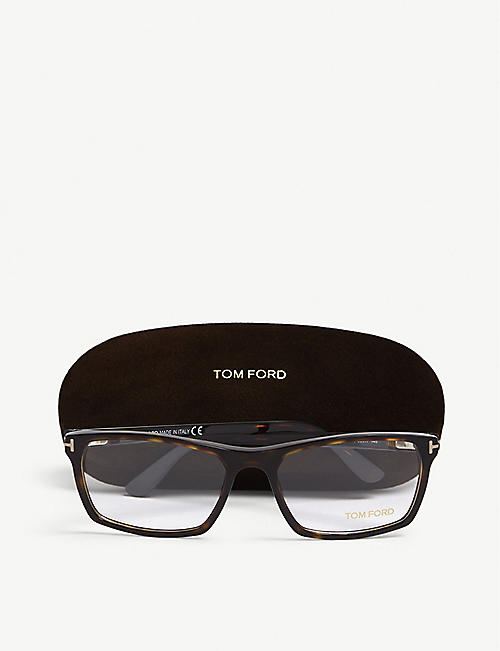 TOM FORD Ft5295 052 方形光学眼镜