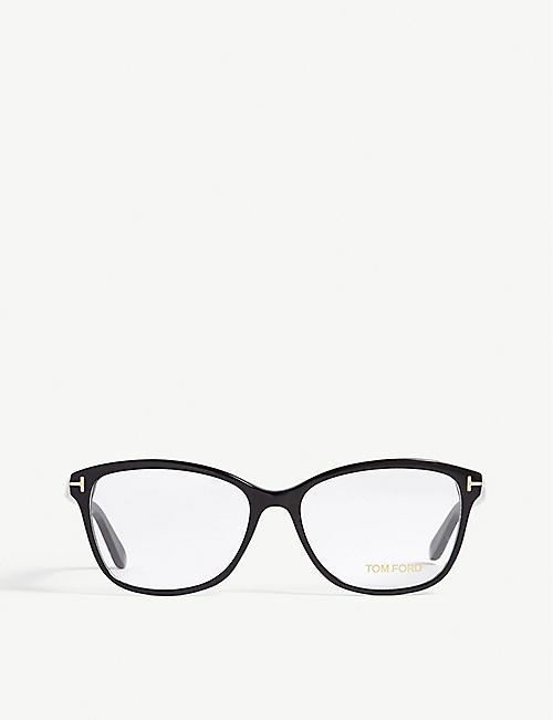 1a58a7ac08 TOM FORD Tf5404 rectangle-frame optical glasses