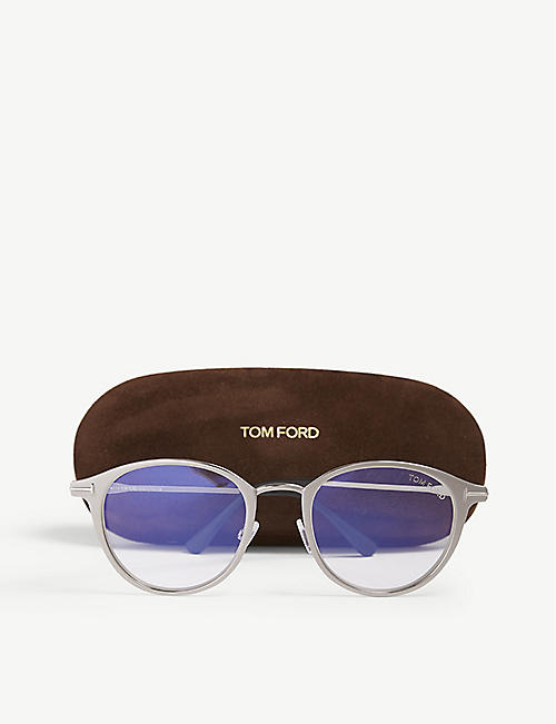 TOM FORD Tf5528-B phantos 镜架光学眼镜
