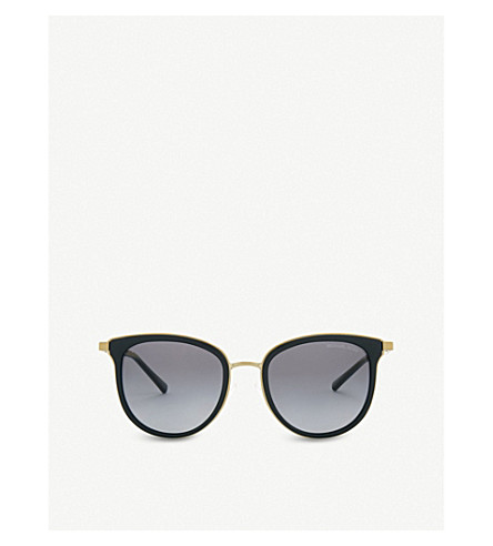 MICHAEL KORS Adrianna I square sunglasses (Black