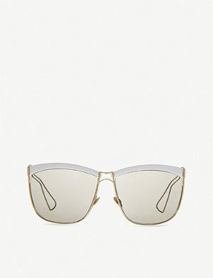 DIOR Half-frame sunglasses