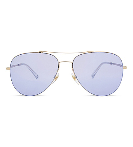 GUCCI GG2245 Aviator sunglasses