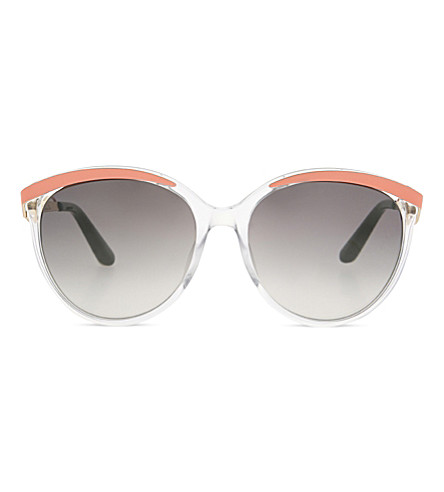 DIOR Metal Eyes round-frame sunglasses