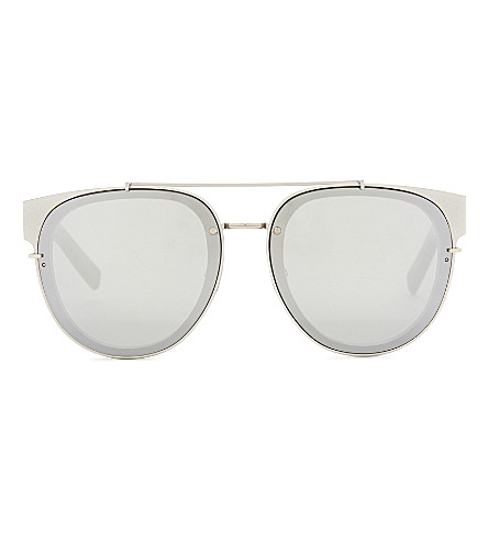 DIOR Blacktie 143SA sunglasses (Black+silver