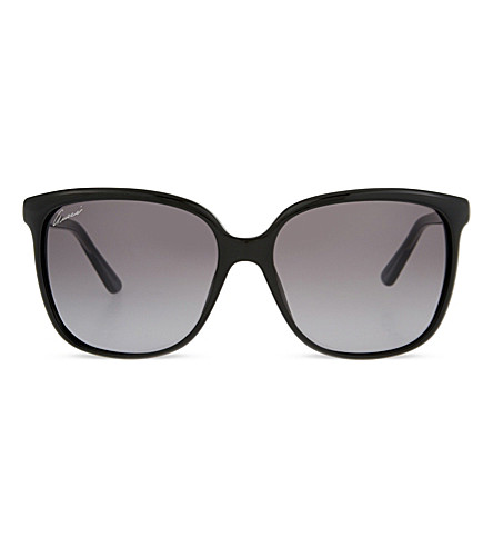 GUCCI Gg3696 square-frame sunglasses