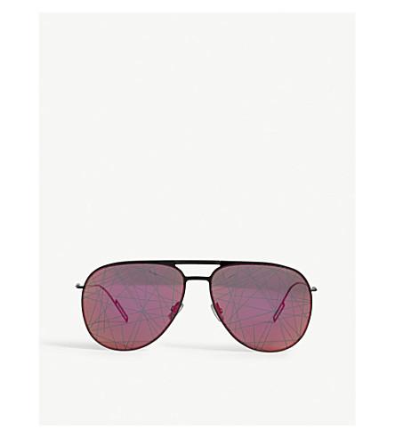 DIOR 0205s Pilot sunglasses (Black