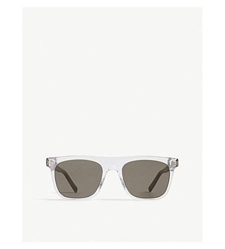 DIOR Diorwalk square-frame sunglasses (Clear