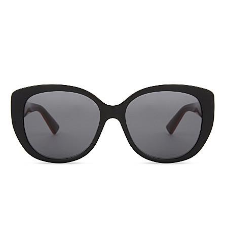 DIOR DiorLady1N cat-eye frame sunglasses