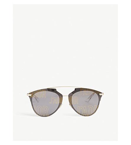 DIOR DiorReflected Phantos-frame sunglasses (Black