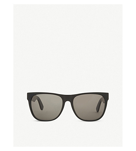 RETRO SUPER FUTURE Nil3 square-frame sunglasses (Black
