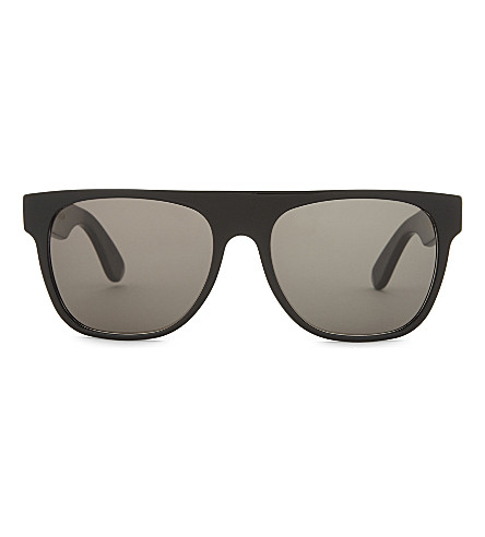 RETRO SUPER FUTURE Square-frame sunglasses (Black