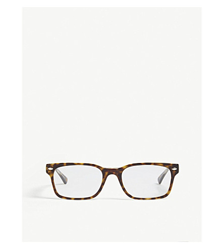 de38e77930 RAY-BAN Rx5286 square-frame optical glasses (Havana