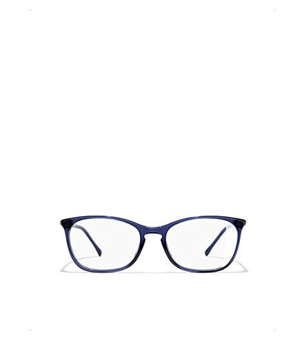 CHANEL Cat-eye glasses